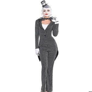 The Nightmare Before Christmas Lady Jack Costume
